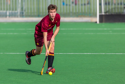 PRG Hockey 19A vs. DF Malan