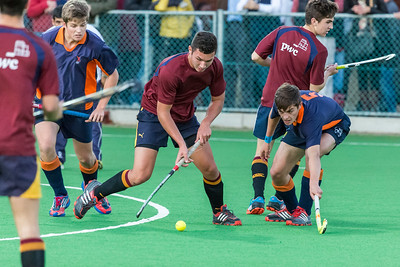 PRG Hockey 19B vs. Grey Bloem