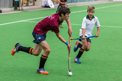 PRG Hockey 16A vs. Paarl Gym