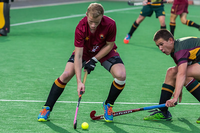 PRG Hockey 19A vs. Paarl Gym