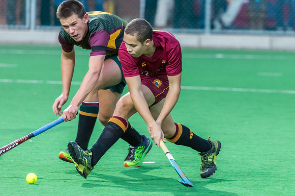 PRG Hockey vs. Paarl Gymnasium