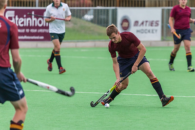 PRG Hockey 19E vs. Paarl Gym