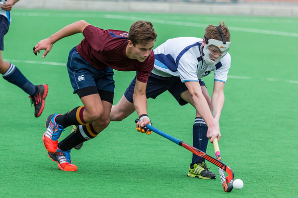 PRG Hockey vs. SACS