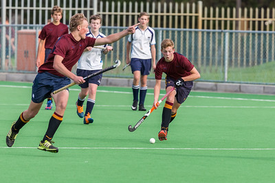 PRG Hockey 16C vs. SACS