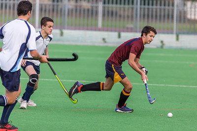 PRG Hockey 16D vs. SACS