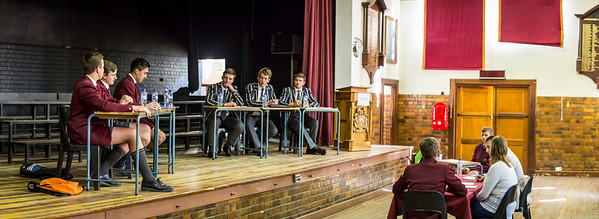 PRG Debat vs. Grey Bloem