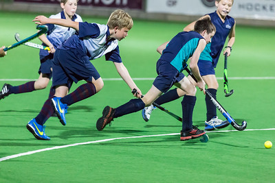 Hockey u12 Eikestad vs. El Shaddai