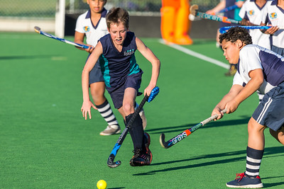 Hockey u12 El Shaddai vs. Excelsior