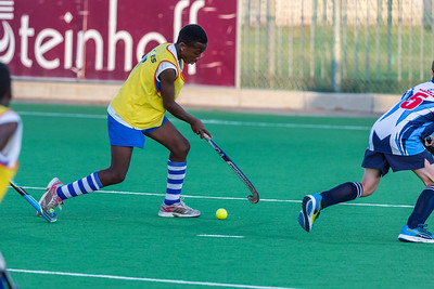 Hockey u12 Ikhwezi vs. Gericke