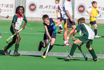Hockey u12 Panorama vs. El Shaddai