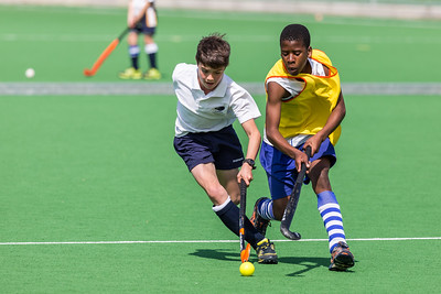 Hockey u12 Eversdal vs. Ikhwezi