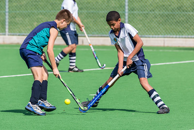 Hockey u12 Excelsior vs. El Shaddai