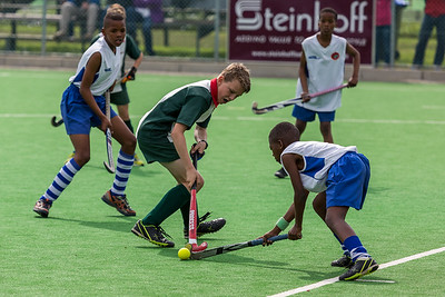 Hockey u12 Panorama vs. Ikhwezi