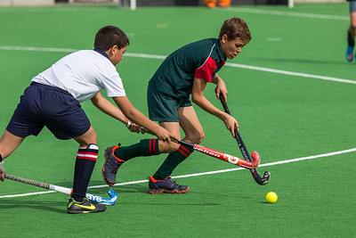 Hockey u12 Stellenbosch vs. Boston