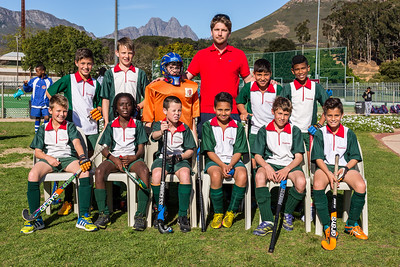 Team Photo's u12 Hockey Cup