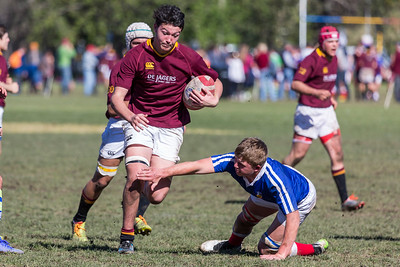 PRG Rugby 16A vs. Oakdale