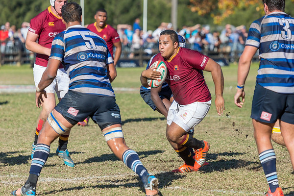 PRG Rugby vs. Paarl Boys High
