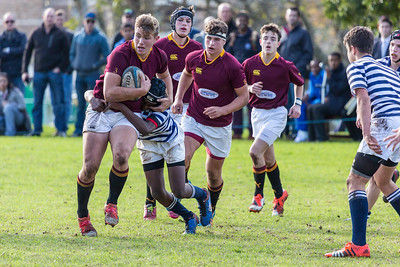 PRG Rugby 15A vs. SACS