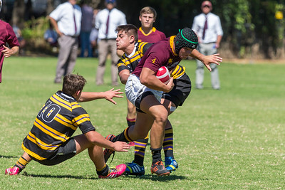 PRG Rugby 16A vs. Outeniqua
