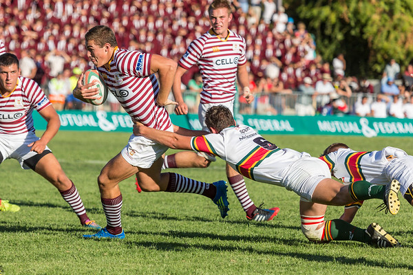 Paul Roos 150 Rugby Day