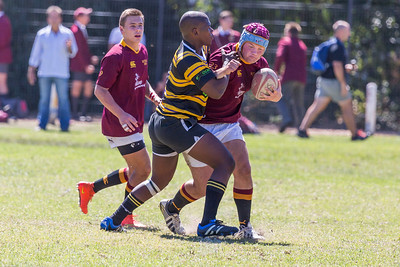 PRG Rugby 19B vs. Outeniqua