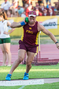 Prestige Athletics 2016 PRG Shotput