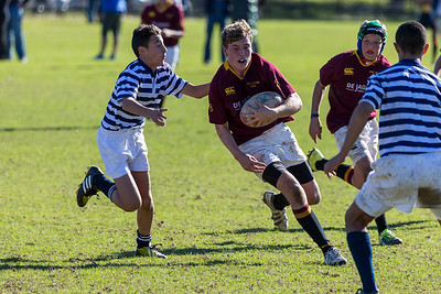PRG Rugby 14A vs. SACS