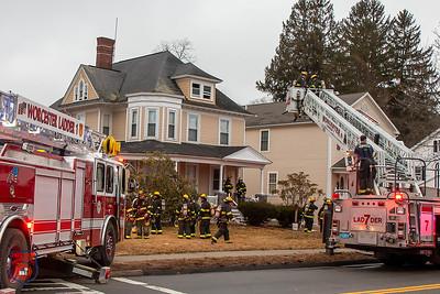 Dwelling Fire - June St, Worcester, MA - 2/1/20