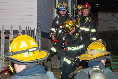 3 Alarm Dwelling Fire - Beacon St, Worcester, MA - 2/23/20
