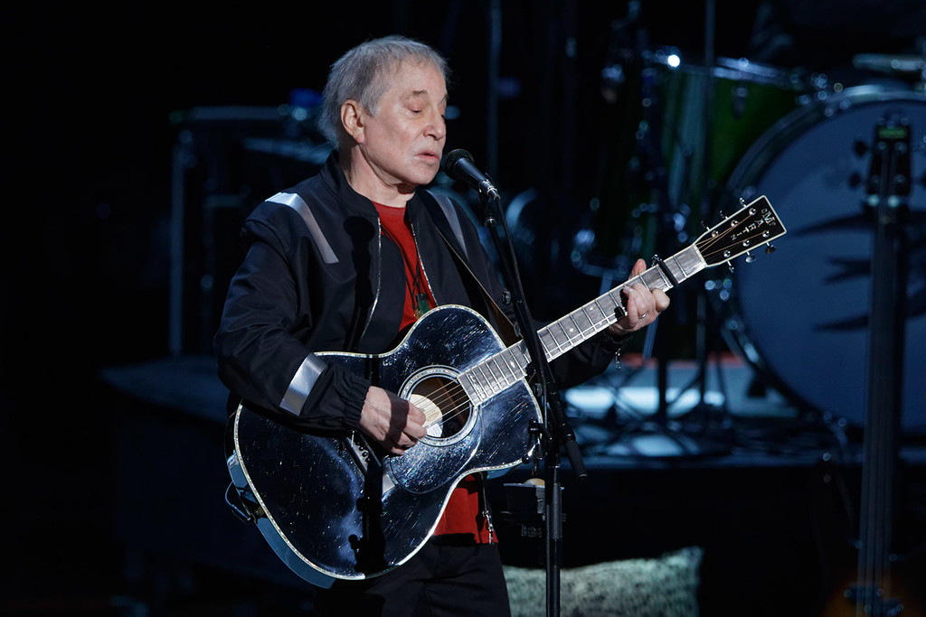 . Paul Simon live at DTE on 6-10-2018. Photo credit: Ken Settle