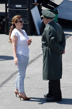 Paul Sorvino seen in Santa Monica