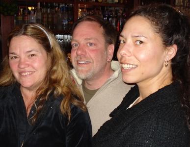 Michele, Paul & Stacie