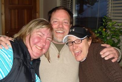Kelly, Paul & Jen