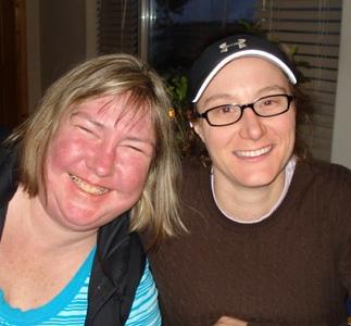 Kelly & Jen