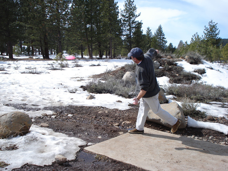 Truckee Course 03/02/2013