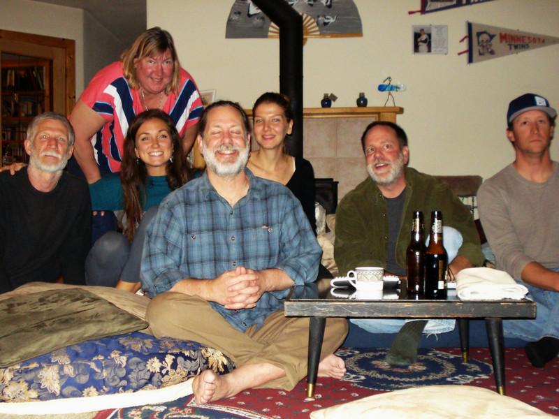 Paul's Party 10-26-2013 Bill, Trish, Kelly, Bud, Allah, Paul