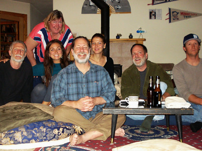 Paul's Party 10-26-2013 Bill, Trish, Kelly, Bud, Allah, Paul
