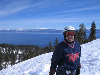 Paul in California