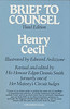 Brief to Counsel by Henry Cecil: book cover