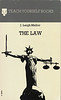 Teach Yourself Books:  The Law:  book cover