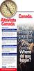 Alta Vista Canada bookmark. Altavista was a search engine. Undated