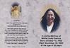 Mary Louise Spence ( Metatawabin), memorial card. October 18, 1955 to November 10, 2005.