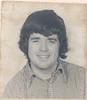 Photograph taken from Paul Lantz 1977 passport photograph page