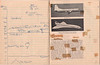 Hand Book No. 1 - Heights reached, Mariner II, pictures of Japanese YS 11 and British French Super Caravelle