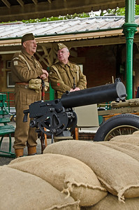 The Home Guard at Horsted Keynes