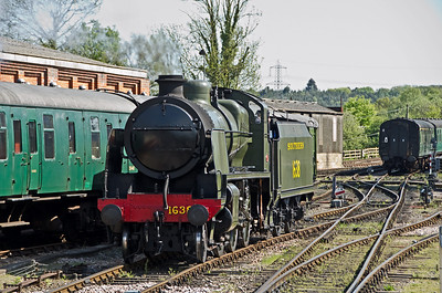 1638 at Sheffield Park