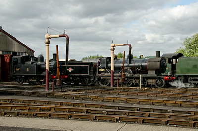 Didcot Railway Centre - Saturday 16th August 2014