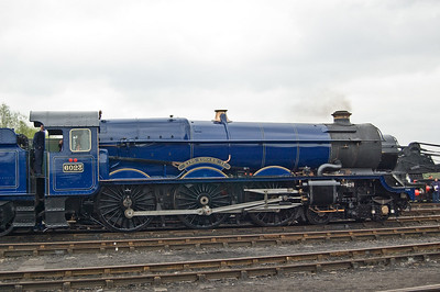 6023 'King Edward II'
