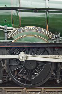 The nameplate of 4965