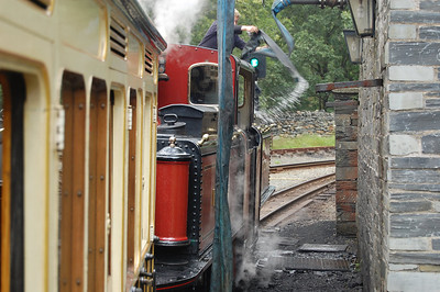 'David Lloyd George' at Tan-y-Bwlch